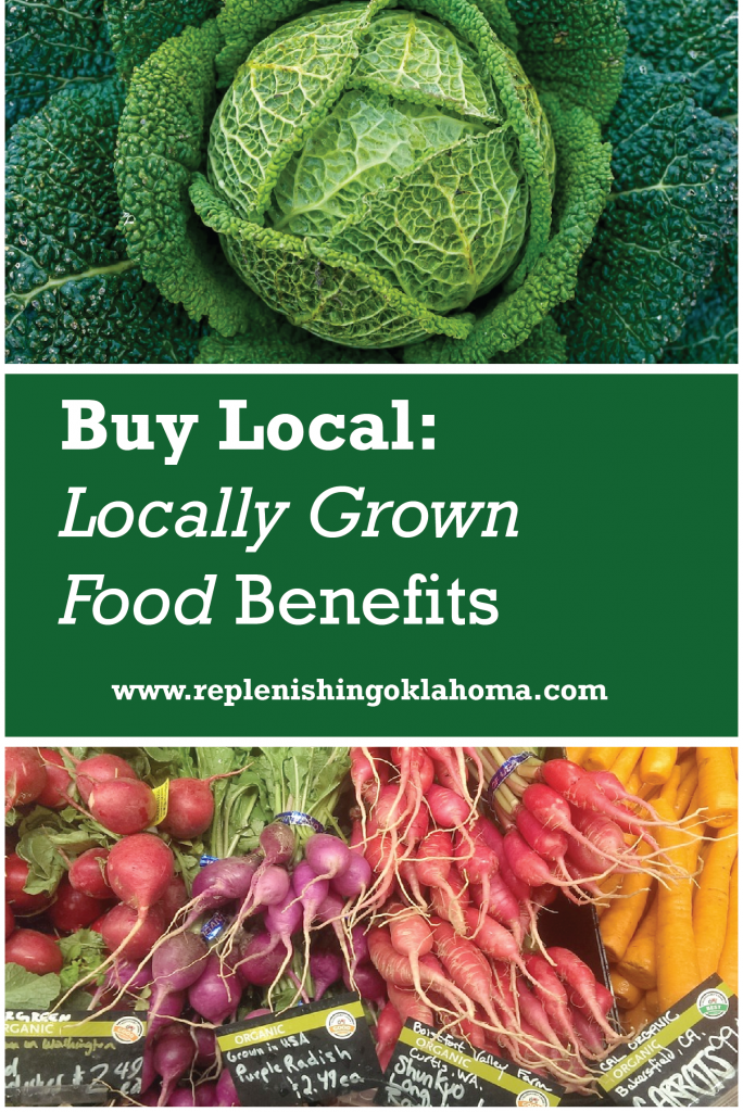 There are many reasons to start supporting locally grown food and buy local. In this post, I am referring to the very foundation of the local food movement: Local farmers.