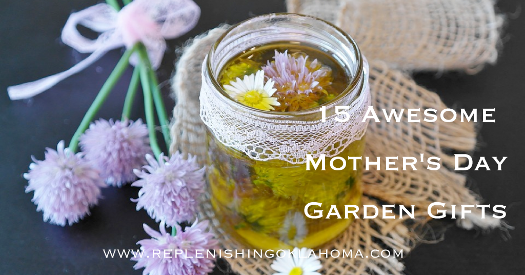 The Mother's Day garden gifts below are basic gardening gifts I have found over the years.