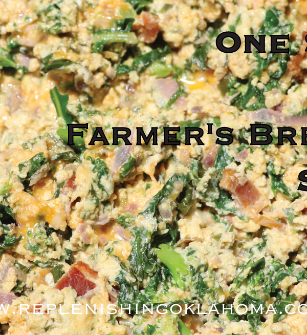 One Skillet Meals: Farmer's Breakfast Skillet