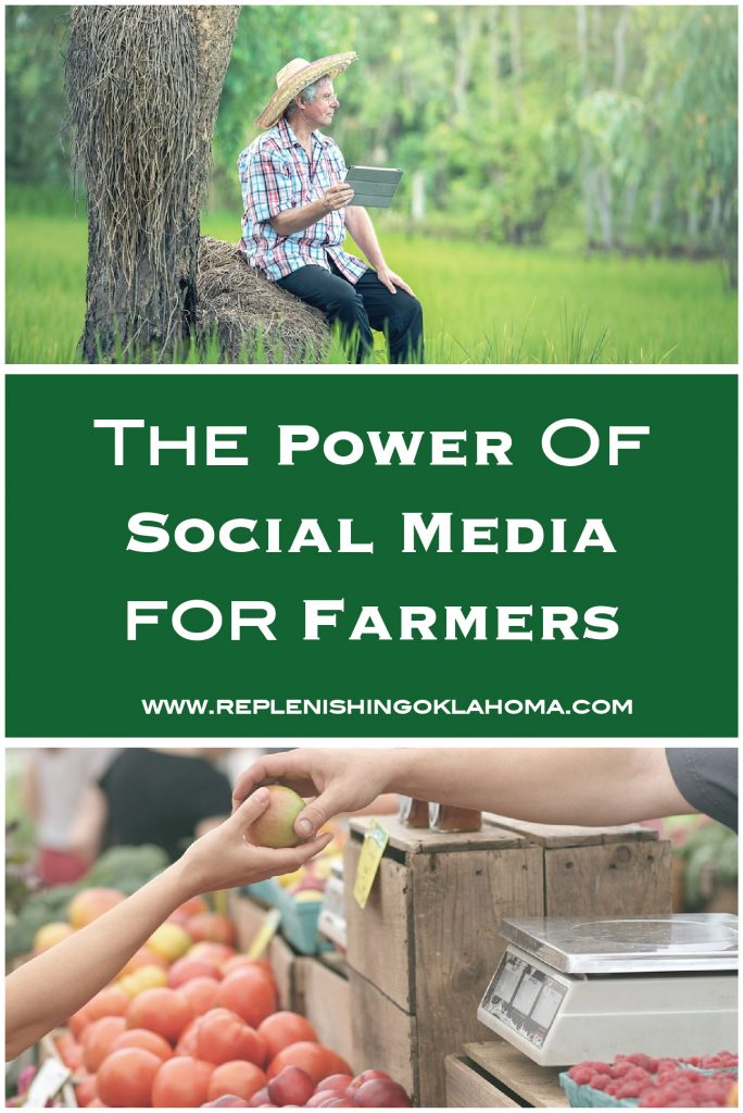 Social media for farmers is an overlooked tool. Learn about the many options to connect with your customers and support the local food economy.