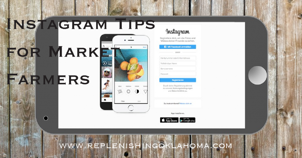Foodies are a large percentage of the Instagram user-base, so it's no surprise that it's a good fit for farmers and local food advocates too. With these Instagram tips for farm marketing, your Instagram will be a big dill!