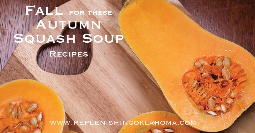 Winter squash, butter nut squash with text