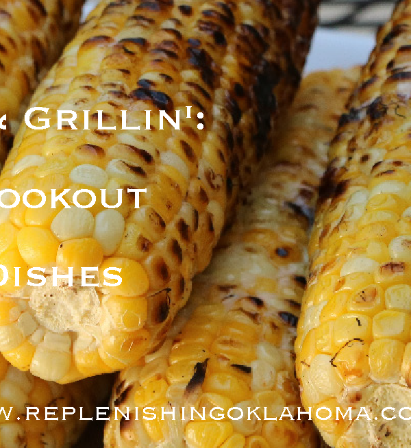 Chillin' & Grillin': Easy Cookout Side Dishes