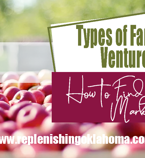 Types of Farming Ventures: How to Find a Niche Market
