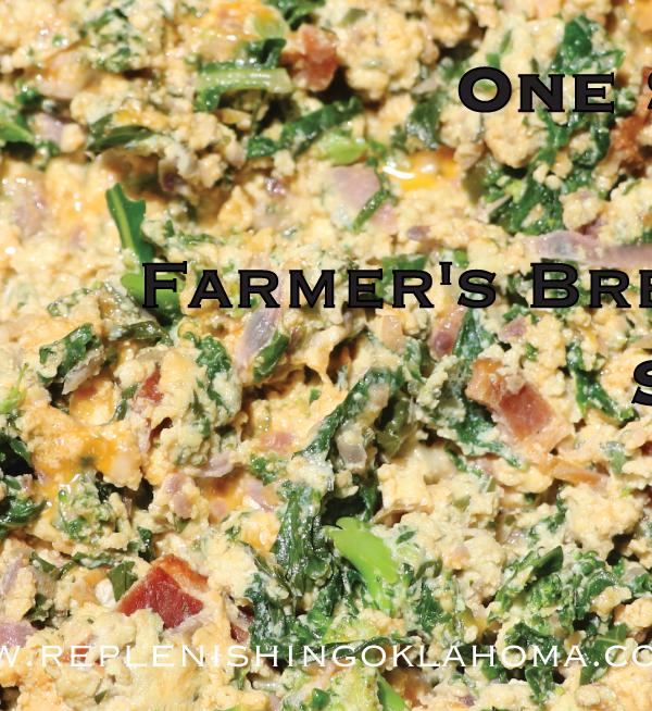 One Skillet Meals: Farmer's Breakfast Skillet