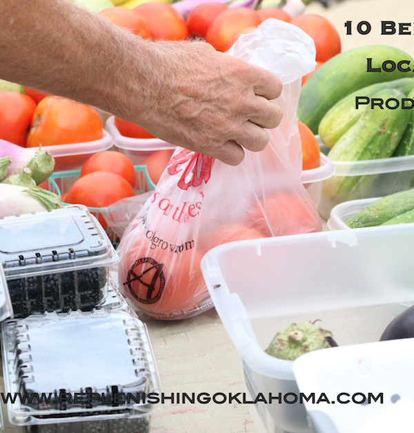 10 Benefits of the Local Farmers Produce Market