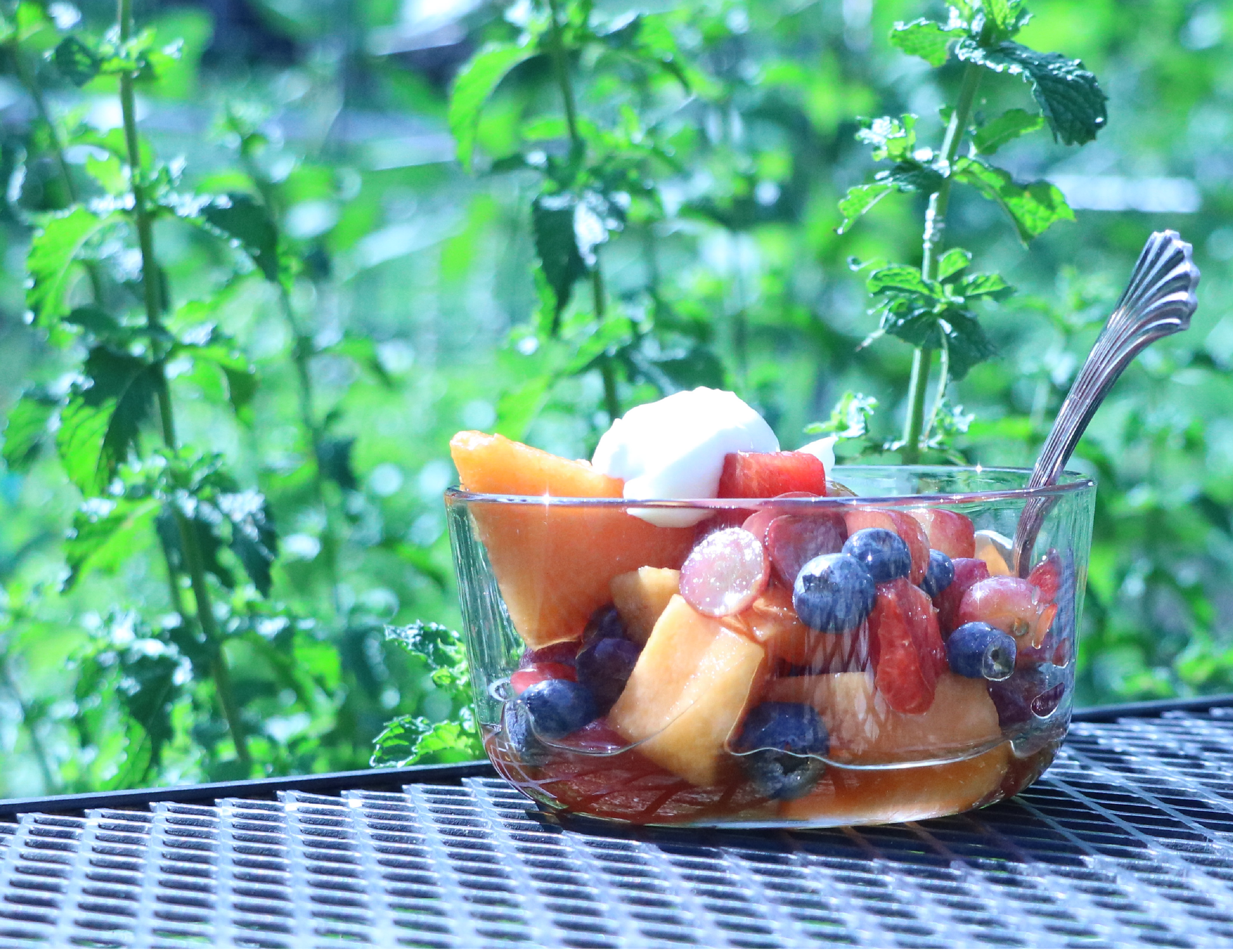 Back to School Lunch Ideas: Fruit Cups